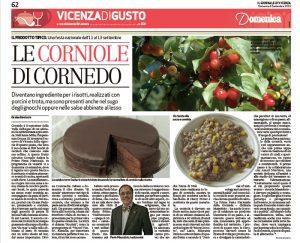 Le Corniole di Cornedo – Giornale di Vicenza