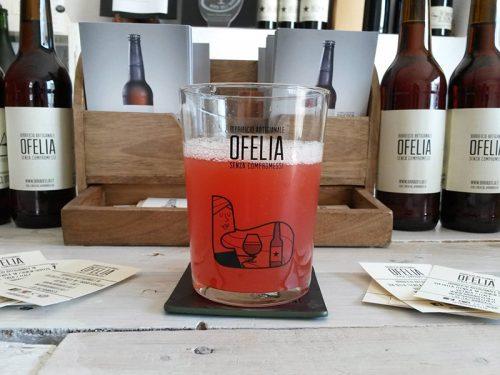 Scarlet, la birra di Ofelia